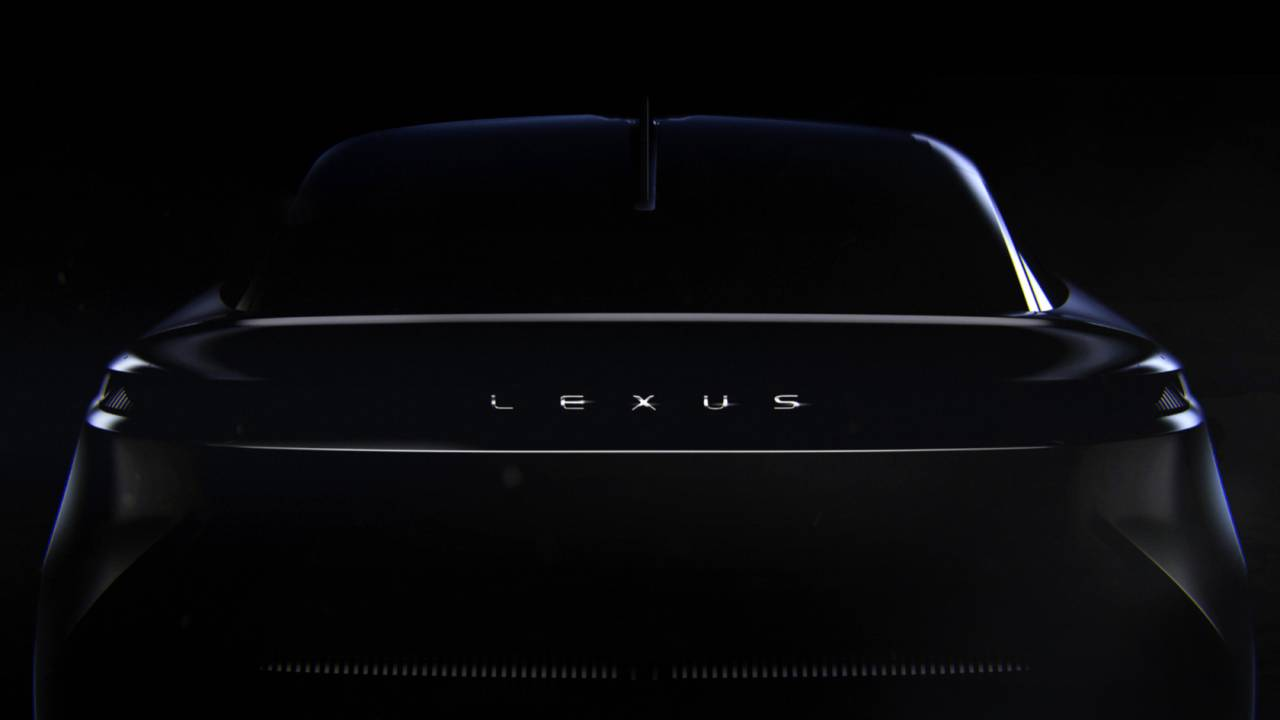 Lexus is planning a huge change for 2021