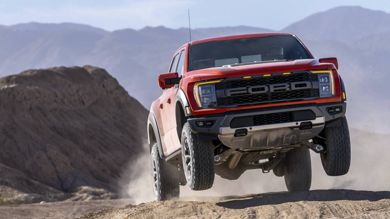 The Ford F-150 Raptor R V8 is coming, and we have questions