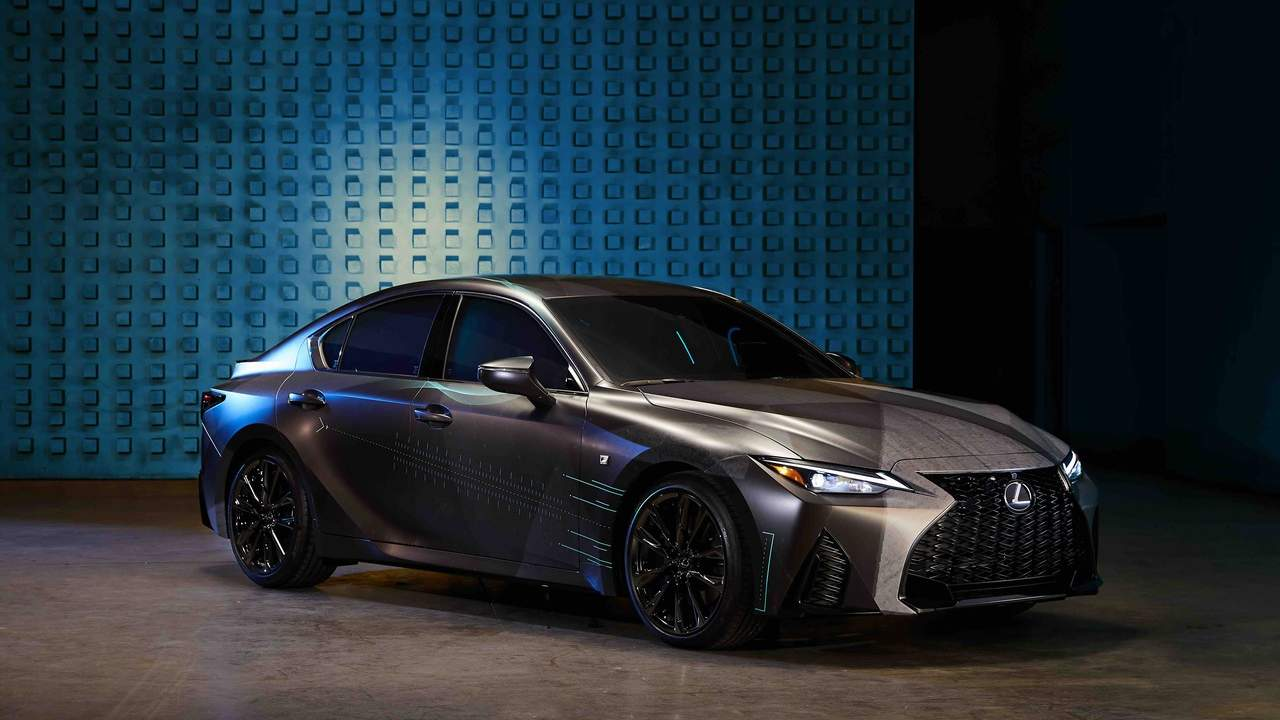This Lexus Gamers' IS is the Twitch community's vehicle of choice