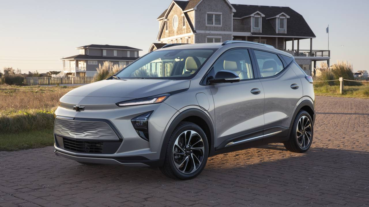 2022 Chevrolet Bolt EUV Gallery