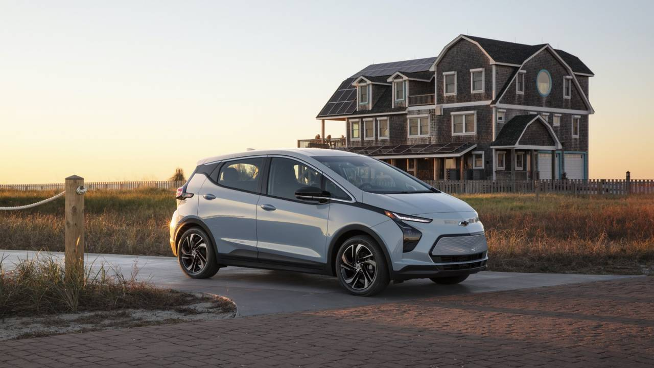 2022 Chevrolet Bolt EV Gallery