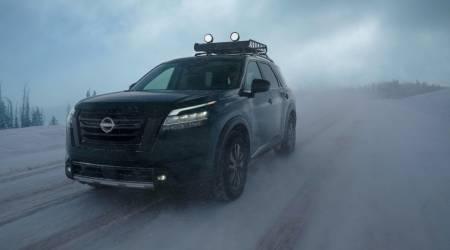 2022 Nissan Pathfinder Gallery