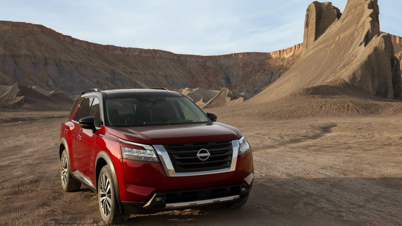 2022 Nissan Pathfinder adds style, ditches the old 3-row SUV's worst feature