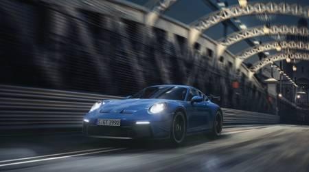 2022 Porsche 911 GT3 Gallery