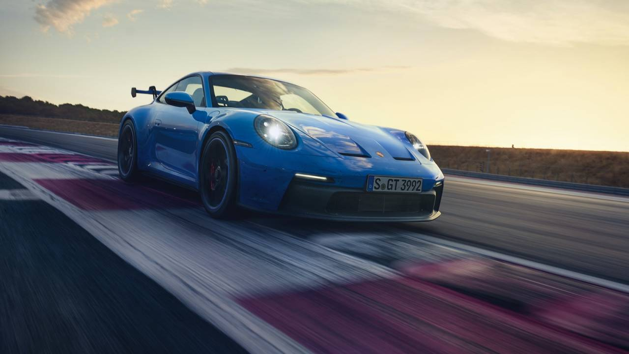 The 2022 Porsche 911 GT3 is a race-honed, road-legal love letter to enthusiasts