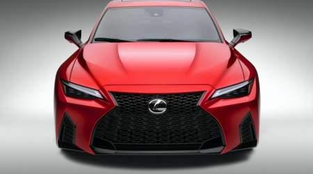 2022 Lexus IS 500 F SPORT Performance Gallery
