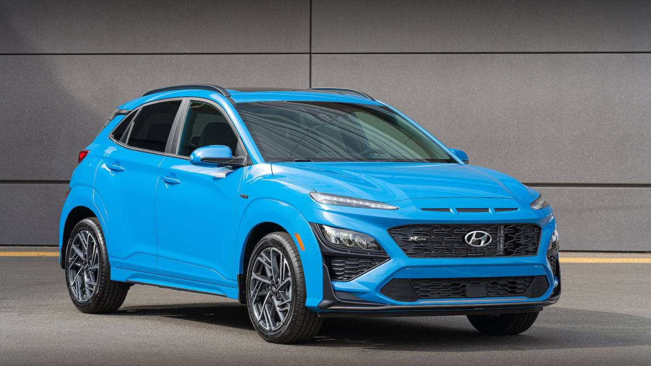 2022 Hyundai Kona and Kona Electric Gallery