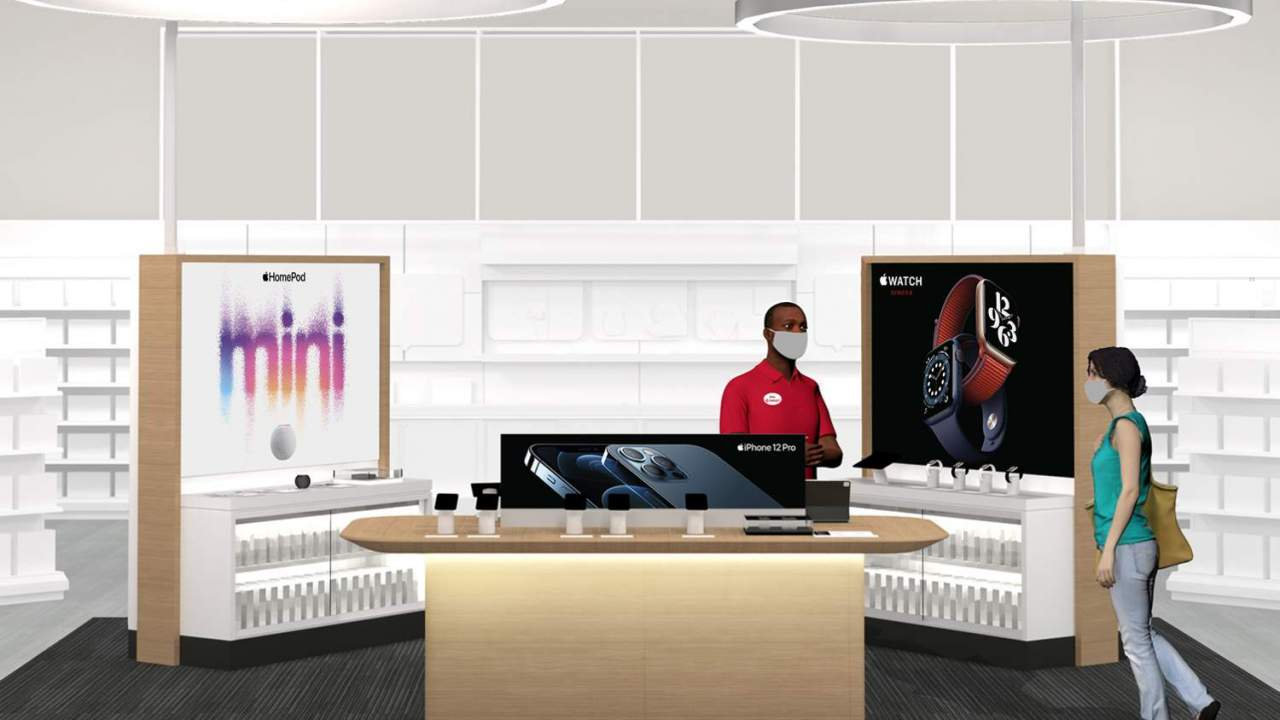 Mini Apple Stores are opening at these 17 Target stores – and it's just the start