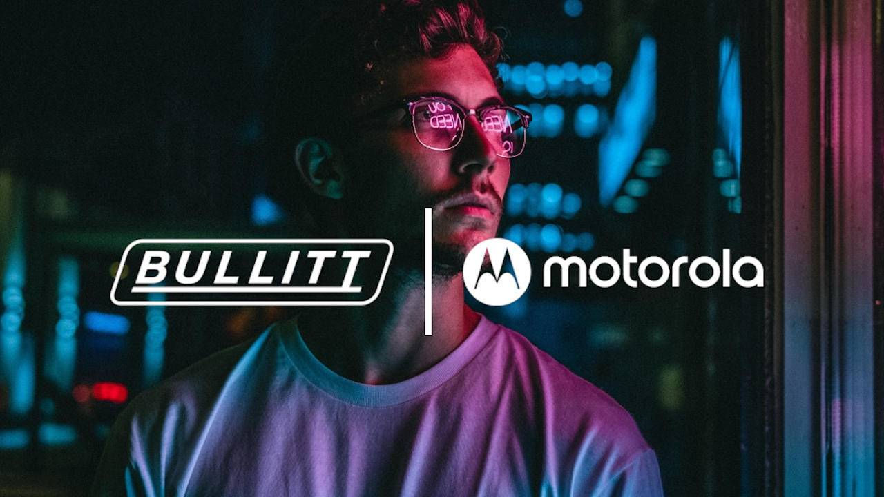 Motorola teams up with CAT phone maker Bullitt for a rugged lineup