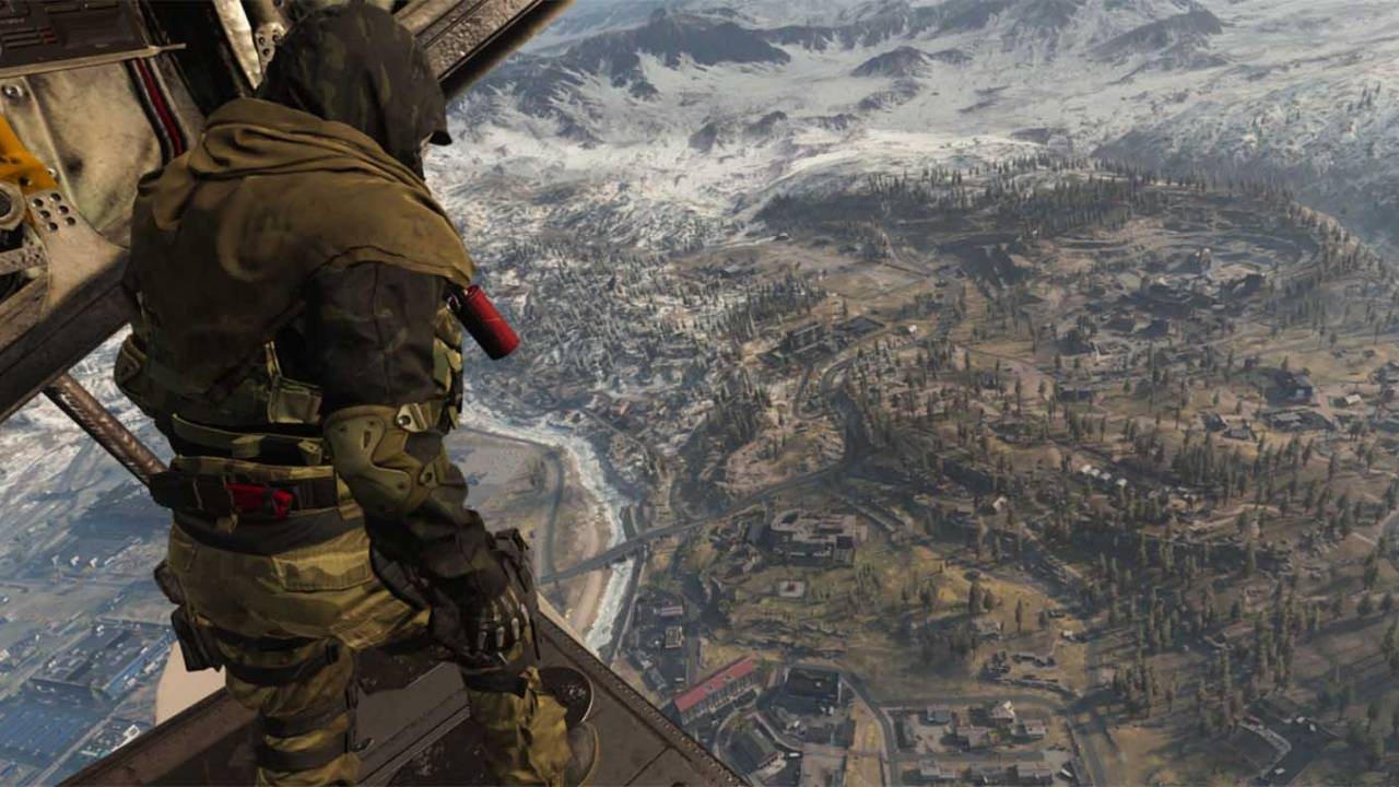 Call of Duty: Warzone devs swing the banhammer, wipe out 60k cheaters