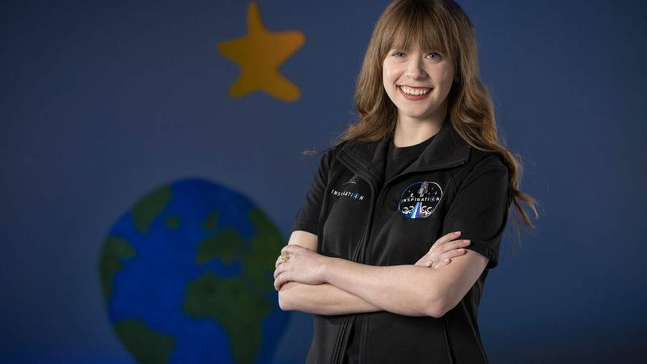 Another passenger named for the first SpaceX private spaceflight