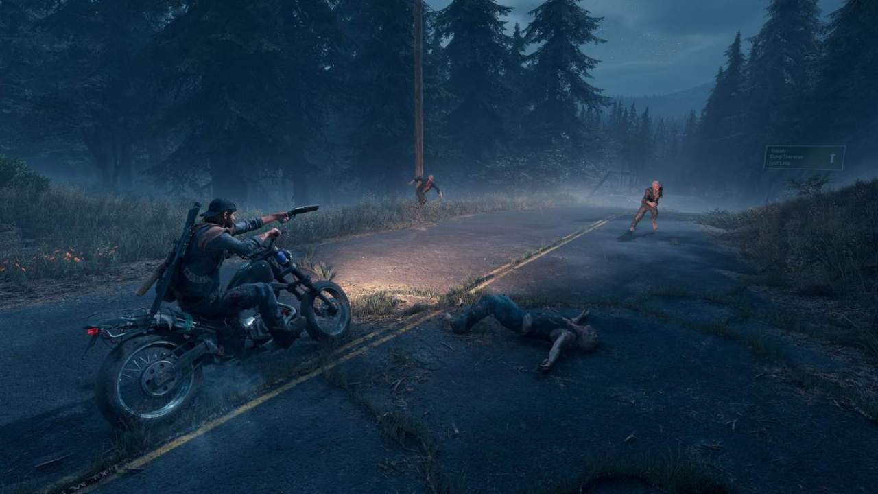 Here's what it takes to run PS4's Days Gone on PC