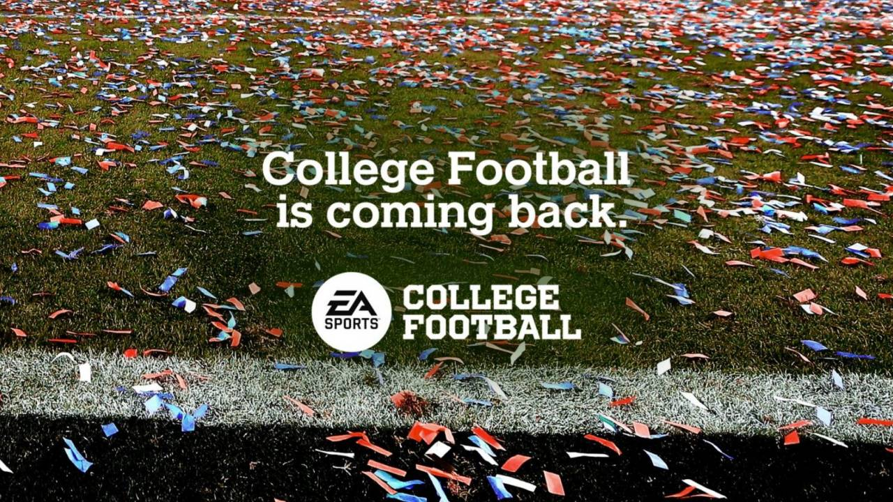 EA Sports College Football is coming back – Here's what we know