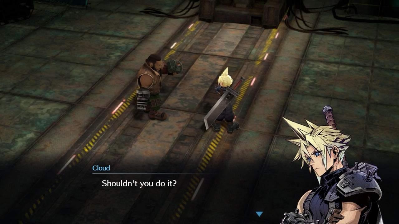 Final Fantasy VII mobile games give a taste of the Remake