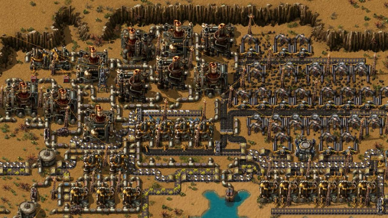 Factorio expansion confirmed as base game hits a big milestone