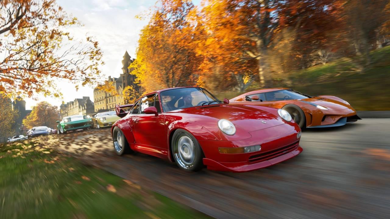 Forza Horizon 4 heads to Steam next month