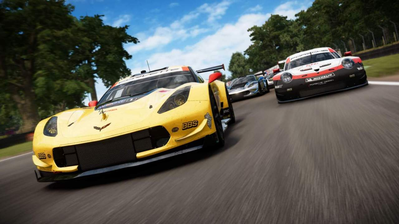 Electronic Arts just added a bunch of racing games to its portfolio