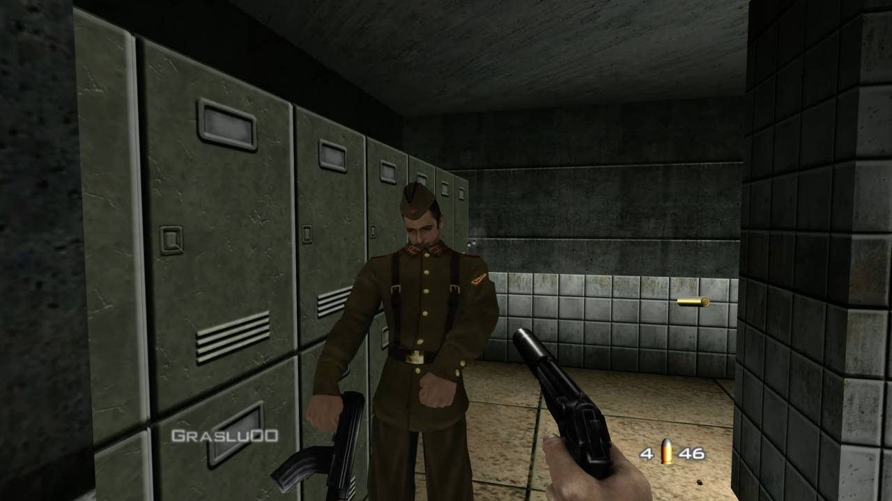 Playable Xbox 360 Goldeneye 007 leaks in full