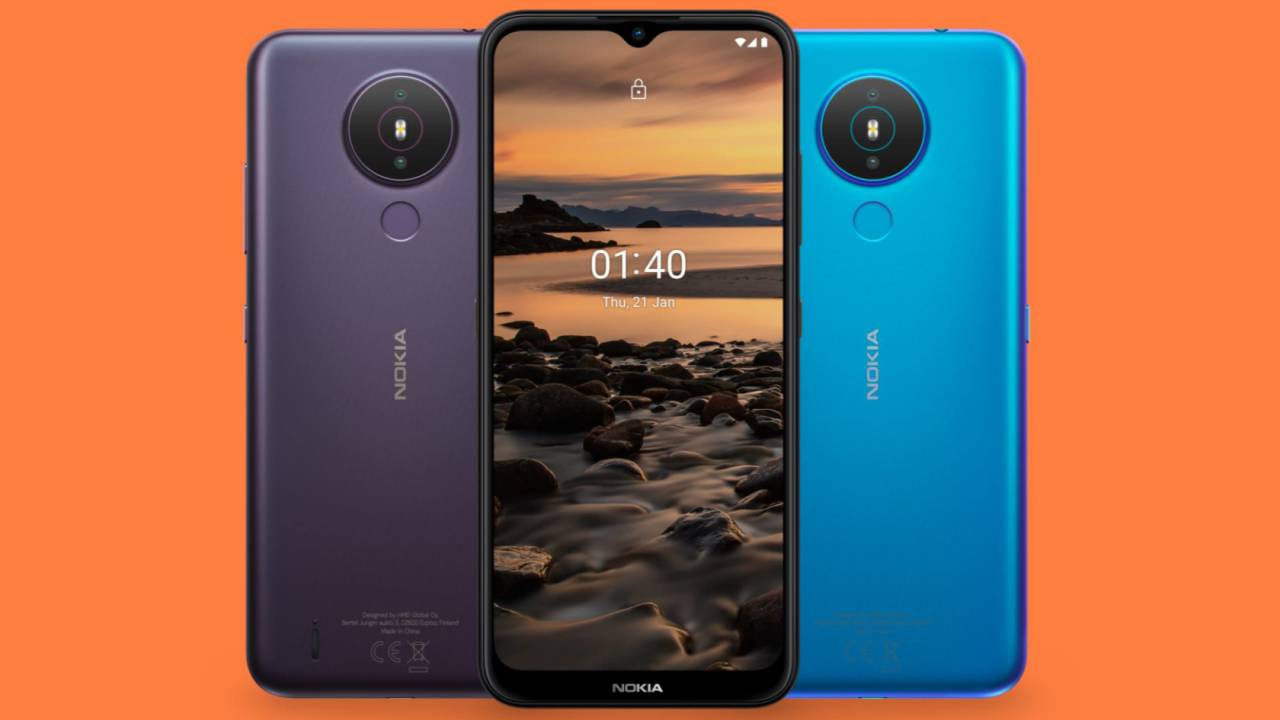 Nokia 1.4 delivers big-screen Android for a shocking price