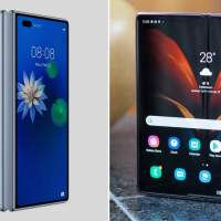 Huawei Mate X2 vs Galaxy Z Fold2: Head-to-head comparison