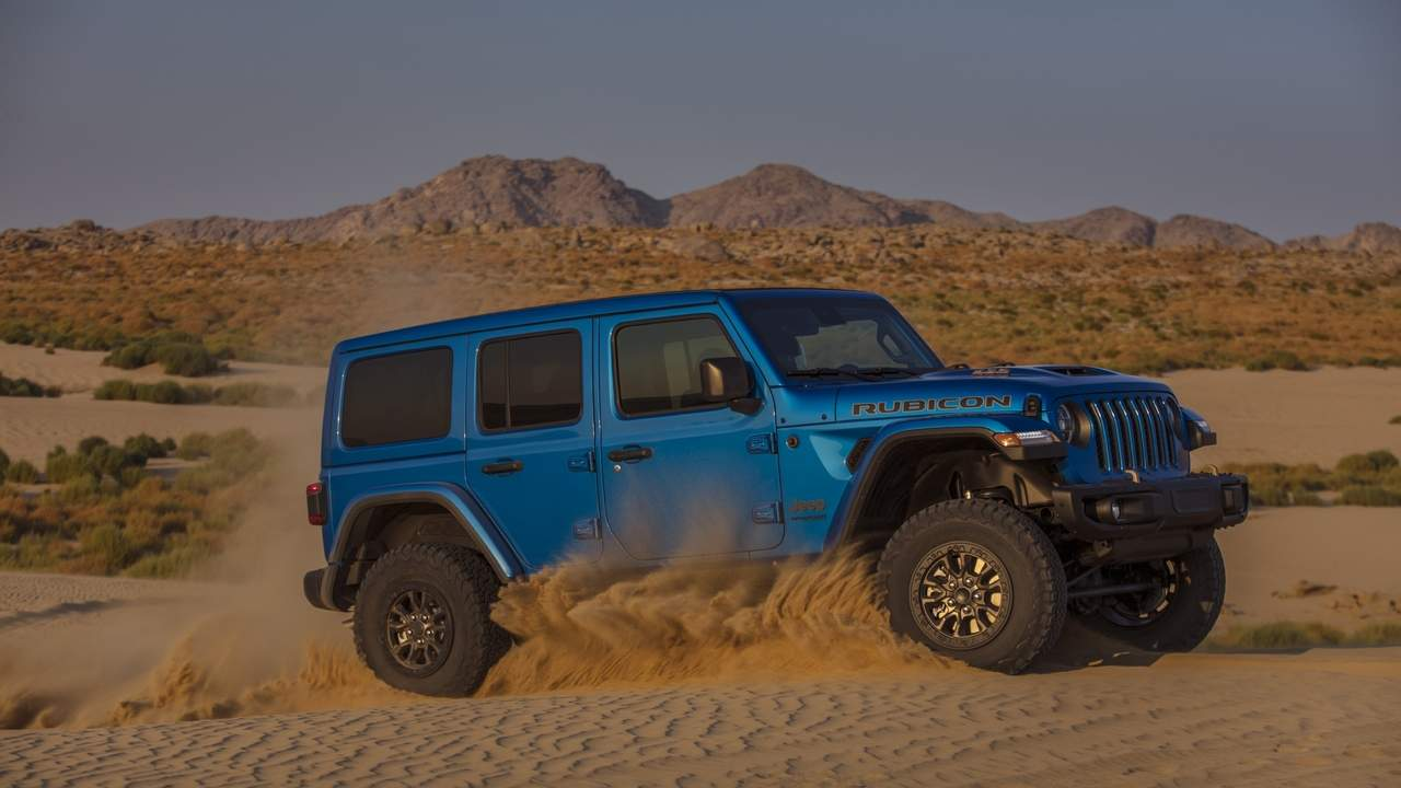 2021 Jeep Wrangler Rubicon 392 Launch Edition starts at under $75,000
