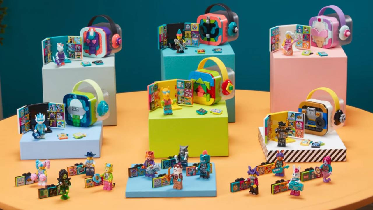 LEGO VIDIYO sets and pricing revealed ahead of March launch