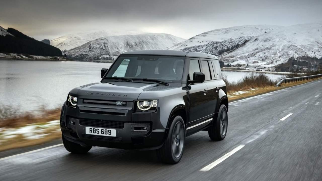2022 Land Rover Defender Gallery
