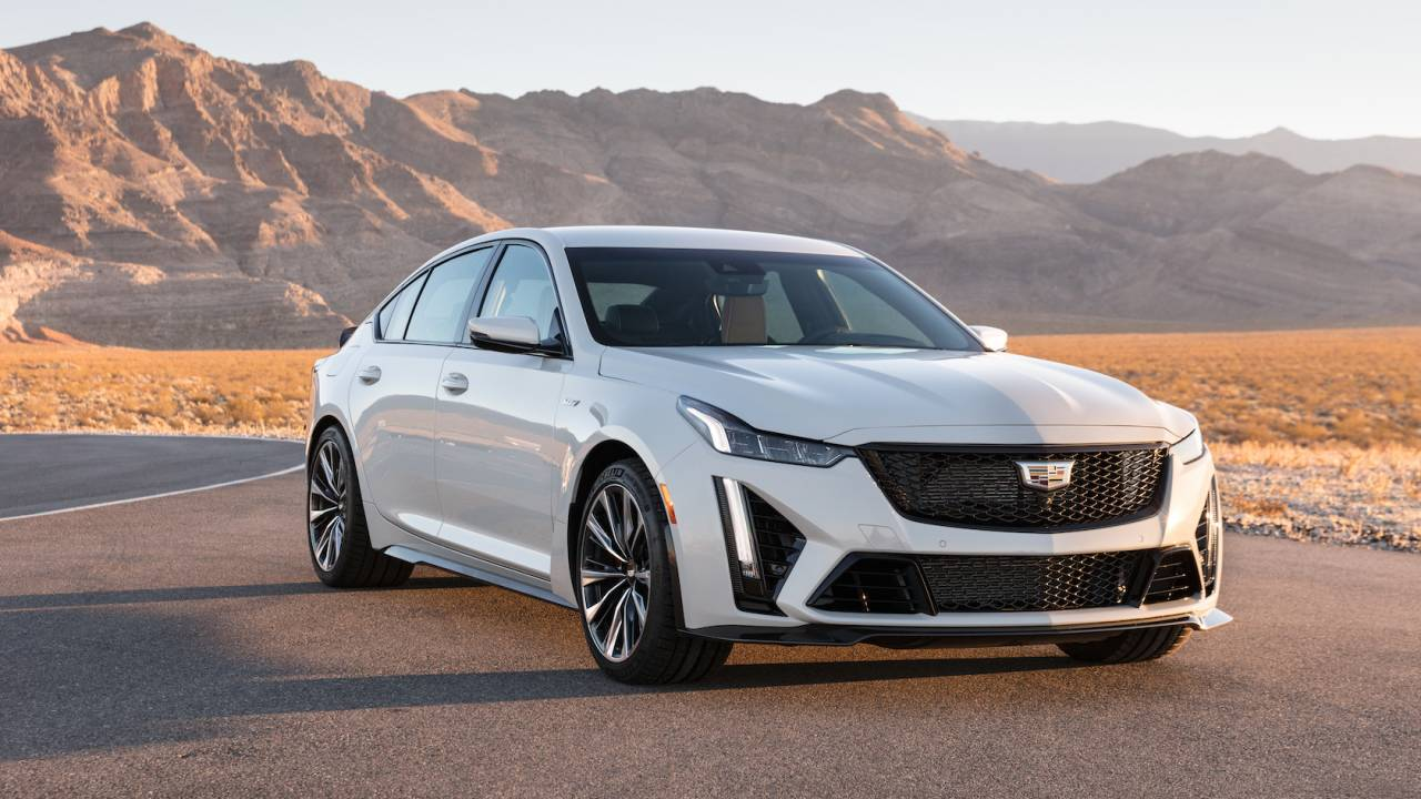 2022 Cadillac CT5-V Blackwing and CT4-V Blackwing revealed: Enthusiast catnip