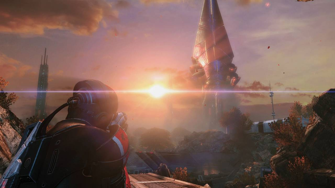 Here's why Mass Effect Legendary Edition won't include the Pinnacle Station DLC