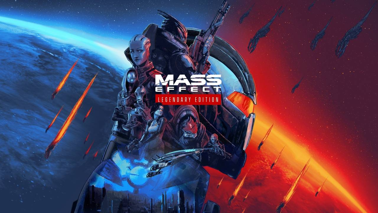 Mass Effect Legendary Edition release date revealed: Watch the must-see new trailer