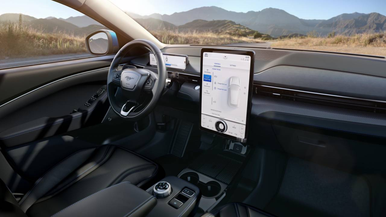Ford and Google team on Android in the dashboard and the cloud everywhere else