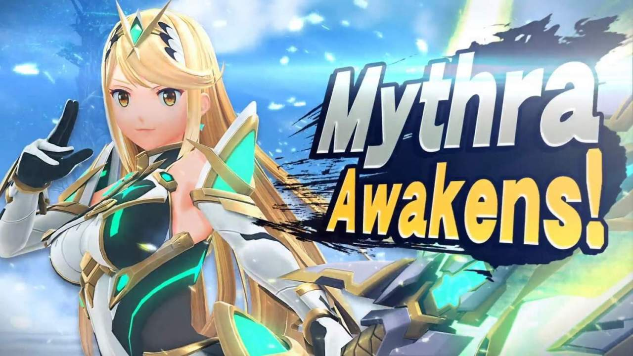 Super Smash Bros Ultimate Pyra and Mythra deep dive dated