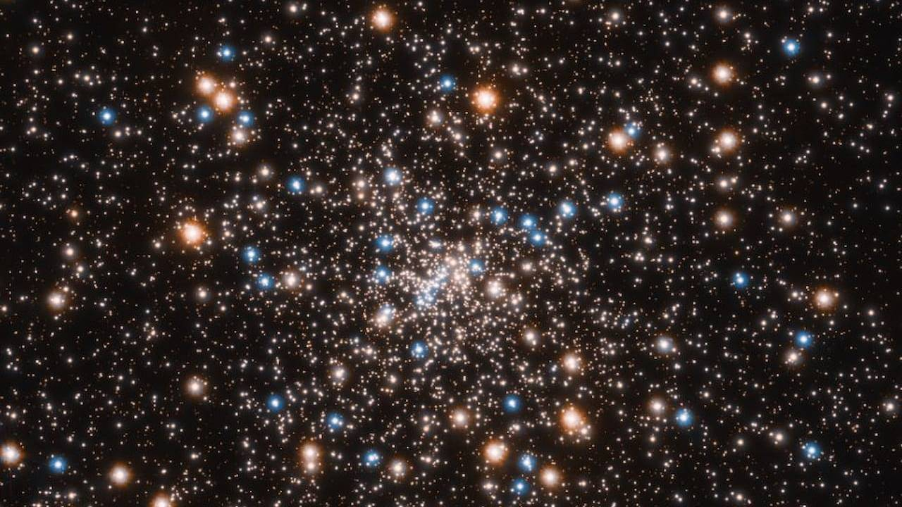 Hubble goes looking for a rare black hole, finds something even weirder