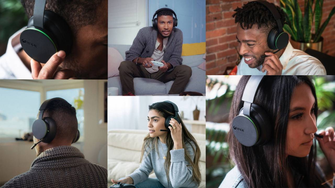 Xbox Wireless Headset borrows Surface Headphones tech but costs way less