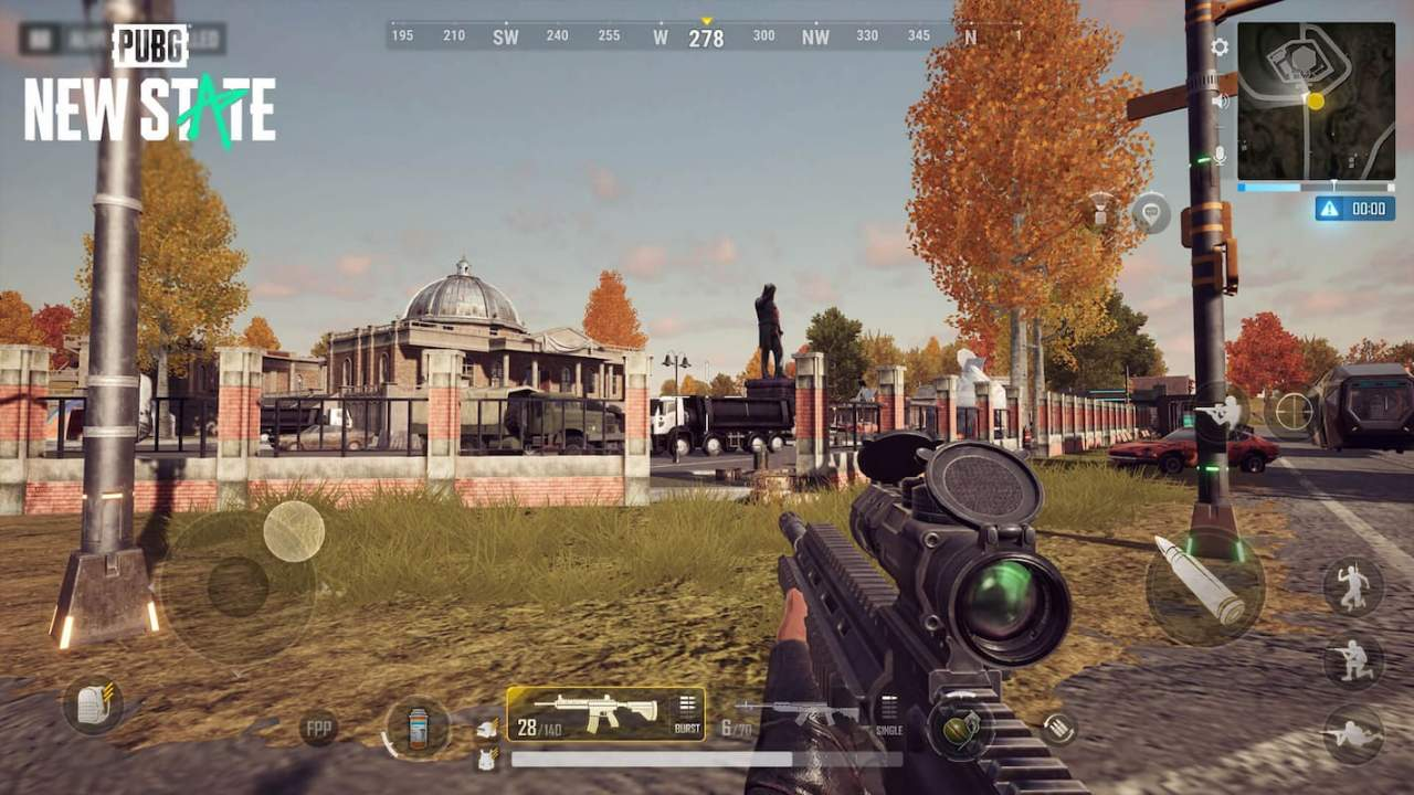 PUBG: New State gives battle royale a twist on iOS and Android this year