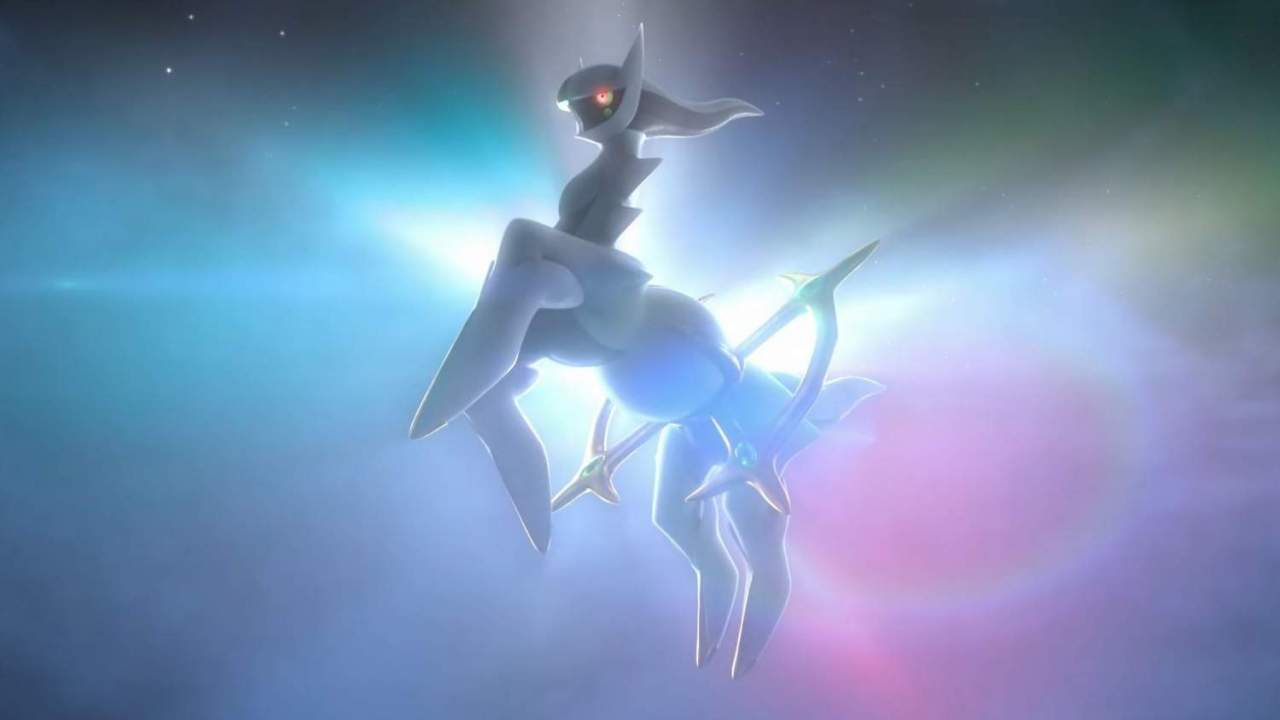 Pokemon Legends: Arceus serves up a totally new Pokemon adventure next year