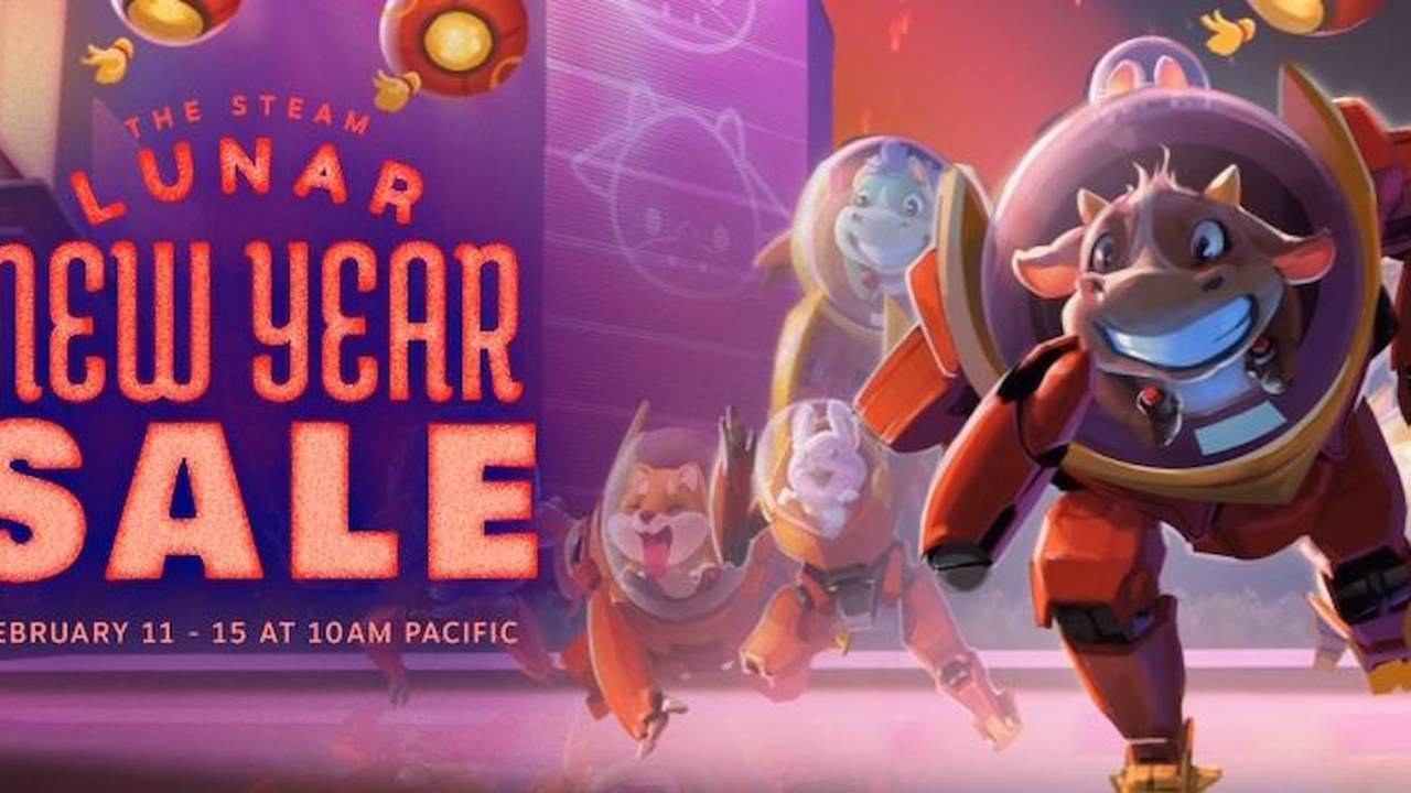 Steam's 2021 Lunar New Year Sale is now live, but not for long