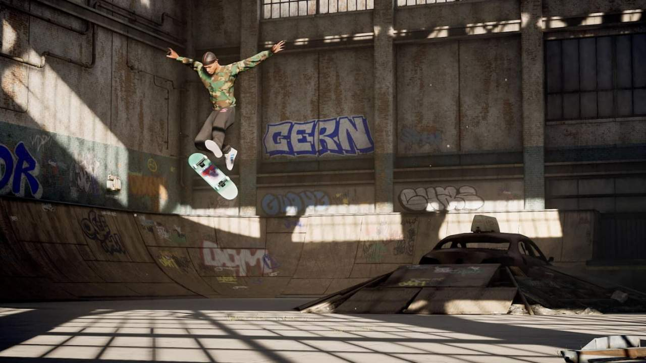 Tony Hawk's Pro Skater 1 + 2 teased for Nintendo Switch