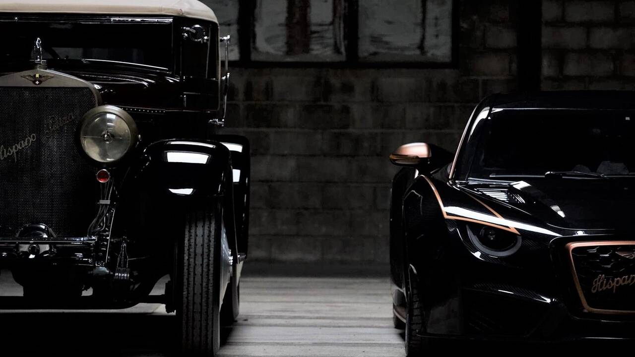 The Legend of Hispano Suiza: Pride of the Spanish auto industry