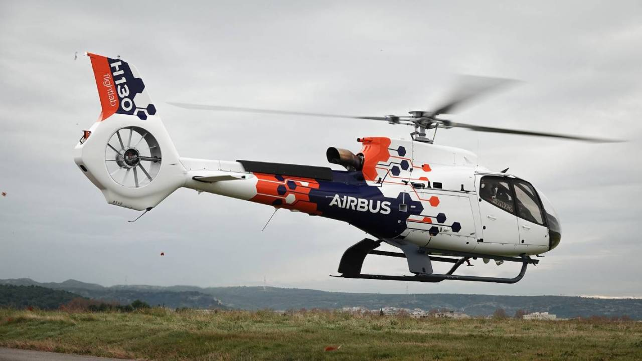 Airbus Helicopters kicks off tests with Flightlab, a flying laboratory