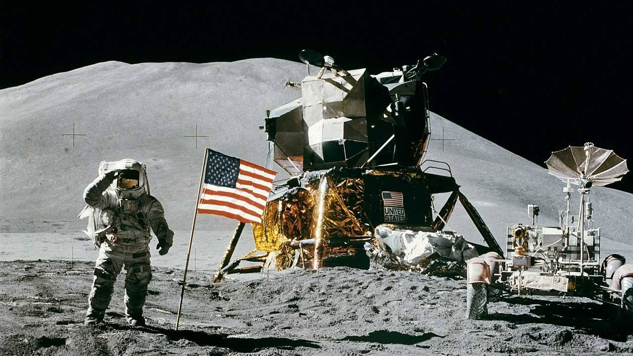 NASA talks about where moon trees ended up