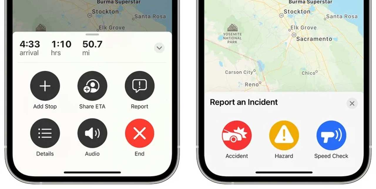 Apple Maps gains crowdsourced accidents feature and others in iOS 14.5 beta