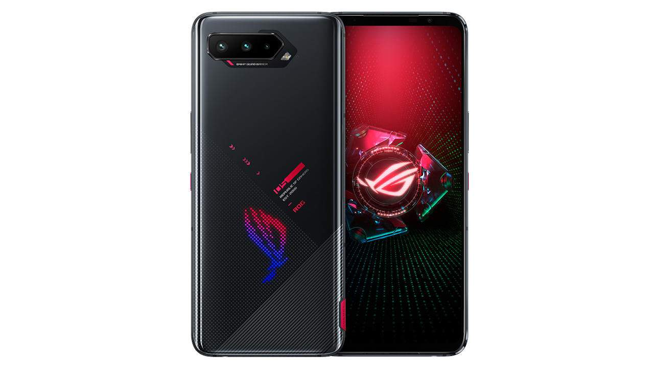 ASUS ROG Phone 5 DxOMark audio review leaks some details