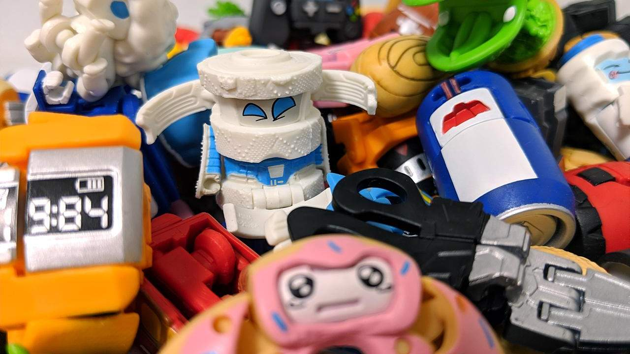Transformers BotBots one of many Hasbro toy shows headed to Netflix and beyond