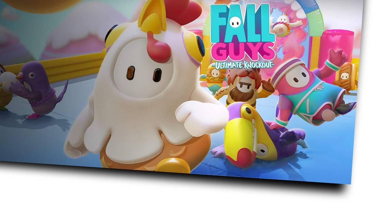 Fall Guys Ultimate Knockout bundle dropped with Amazon
