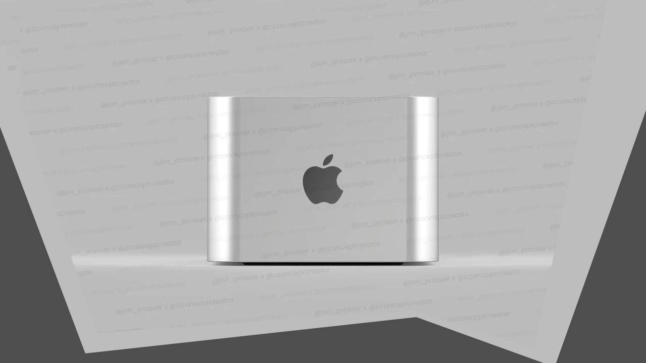 "Apple Mac Pro mini rumored with ""cube"" aesthetic"