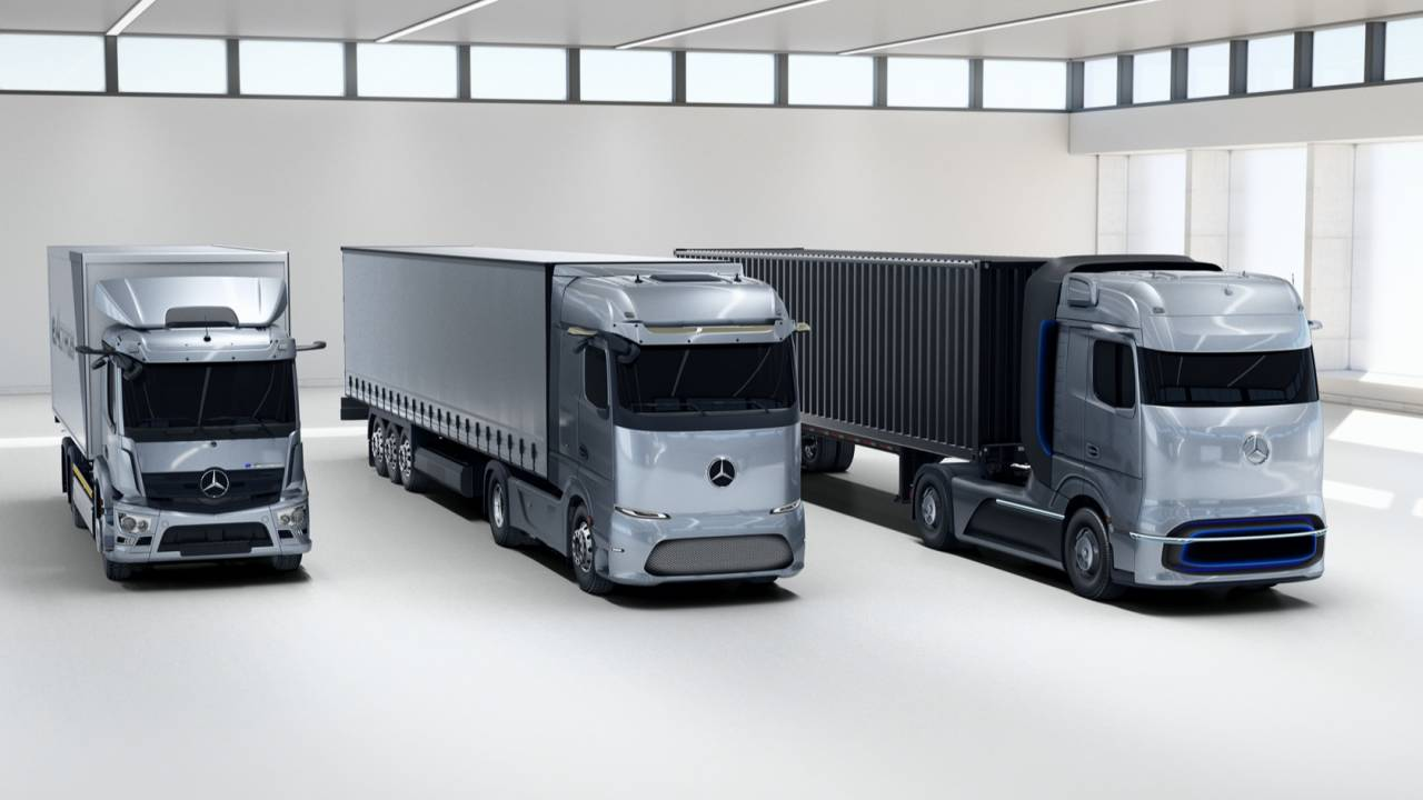 Mercedes' owner is renaming as Daimler Trucks goes solo to chase autonomy and EVs