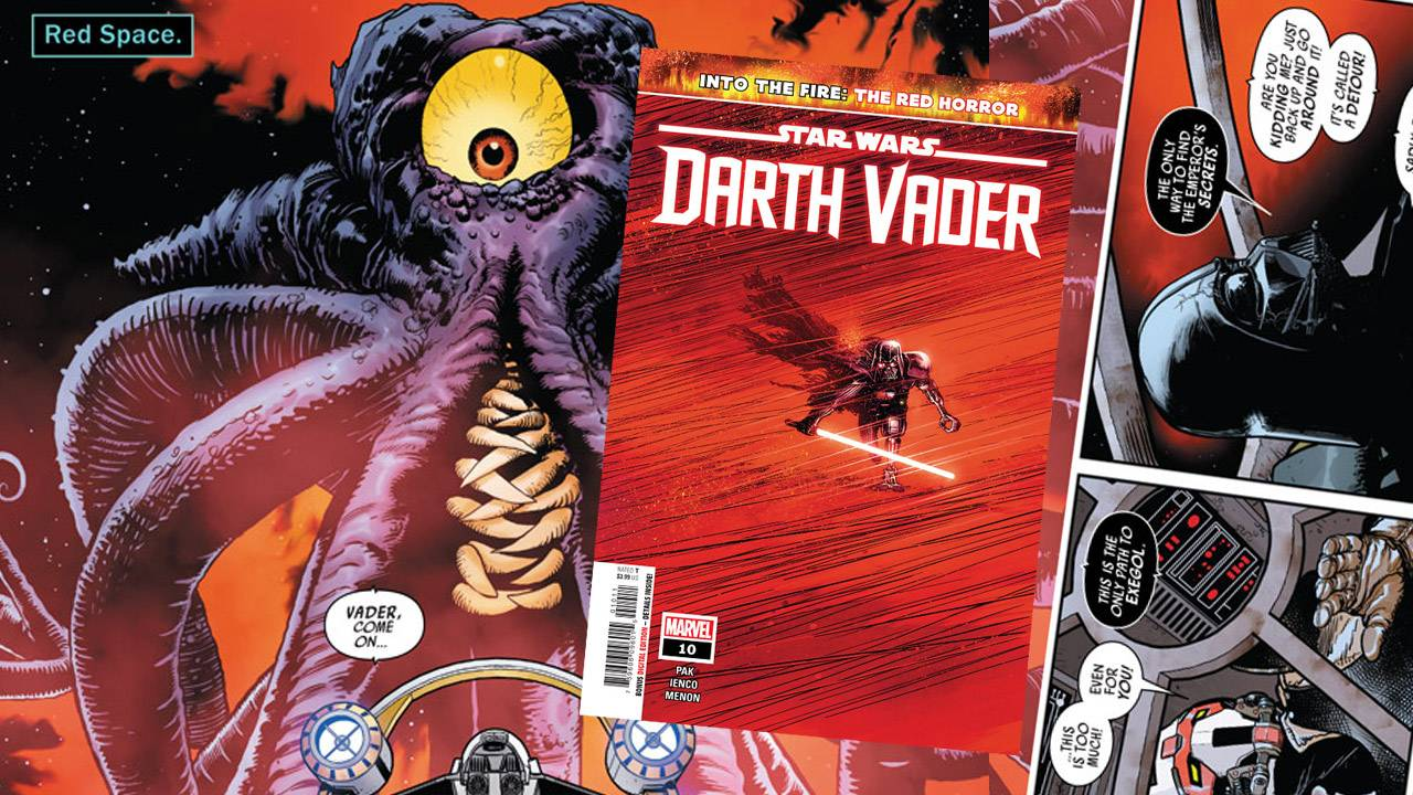 Next Darth Vader comic puts Jedi in a whole new darkness
