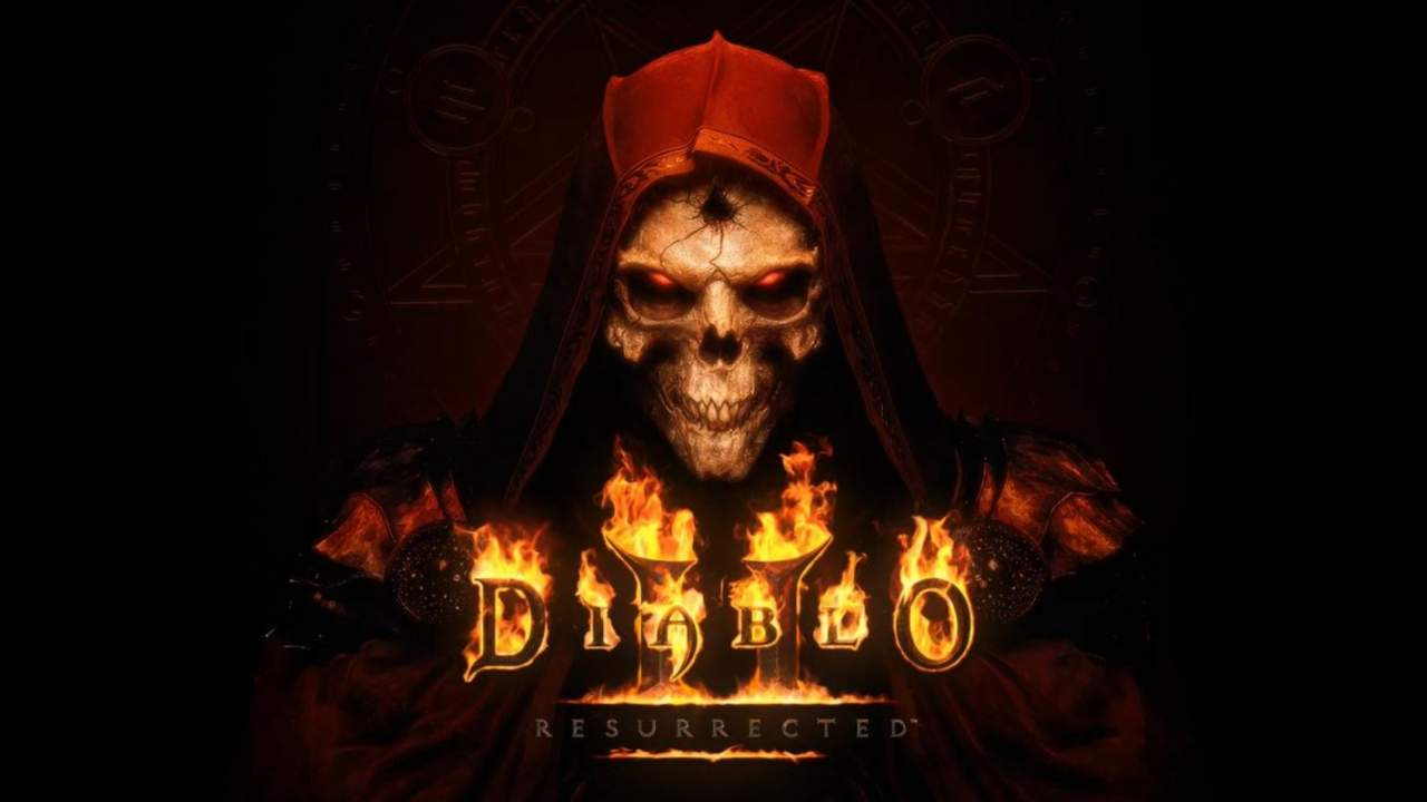 Diablo II remastered with 4K support is heading to consoles and PC