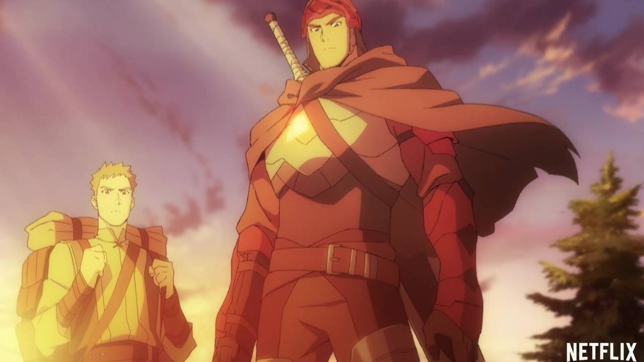 DOTA 2 Netflix anime launch date announced